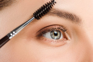 Get Thick Eyebrows
