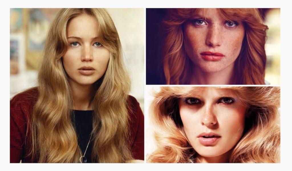 Natural 70 Makeup