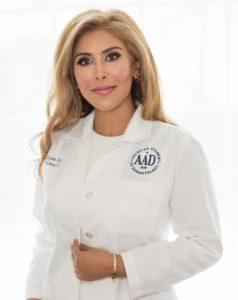 Dermatologist Elizabeth Bahar