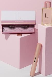 lola lashes rose quartz magnetic eyelashe