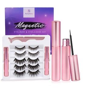 arishine eyeliner lashes