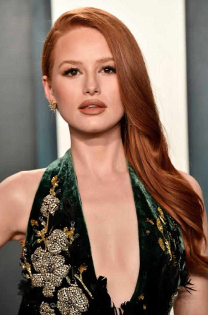 redhead hair color 2021
