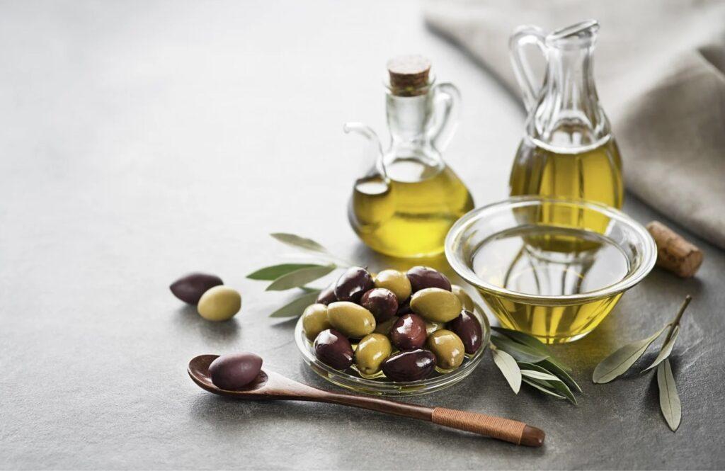 olive oil for face mask