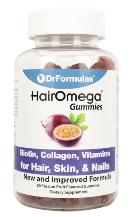 hairomega multivitamin collagen