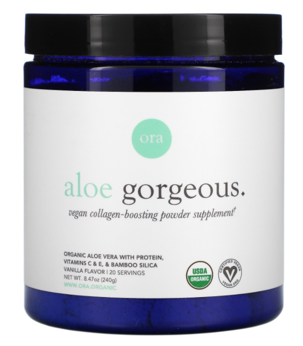 vegan collagen boosting powder