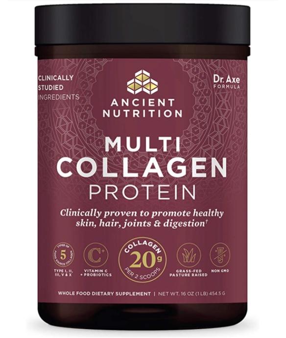 multi collagen protein ancient nutrition
