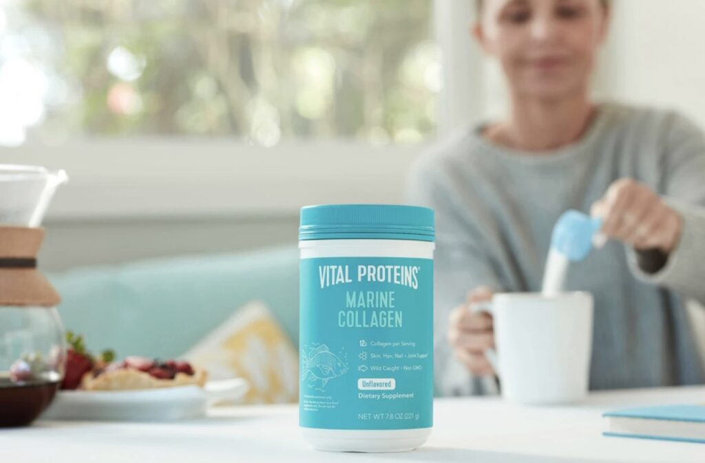 review vital proteins marine