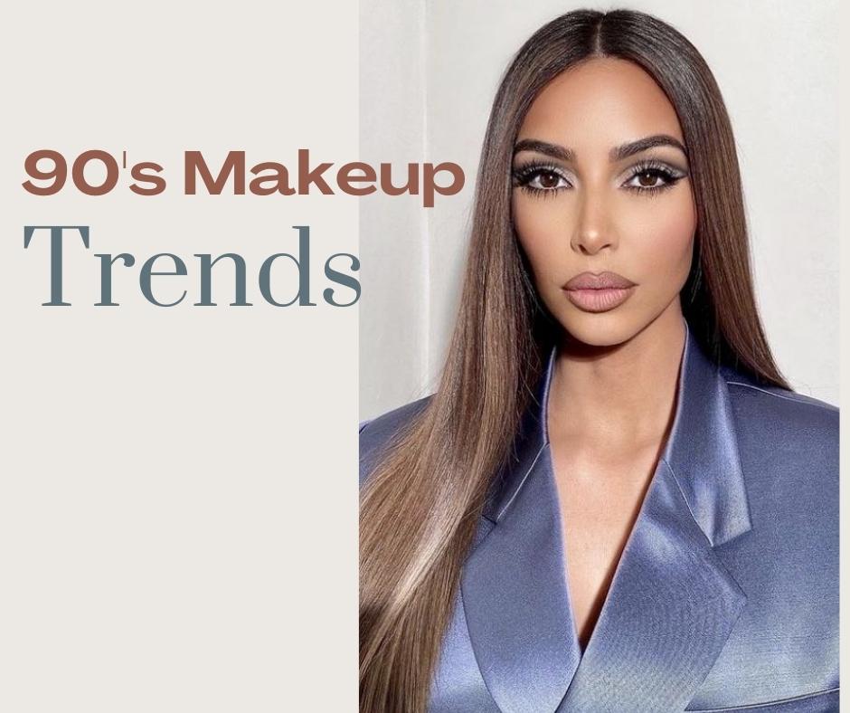 the best 90s makeup trends